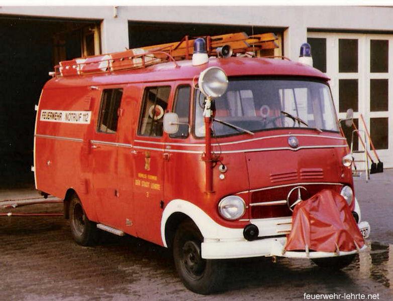 Löschgruppenfahrzeug LF 8-3
