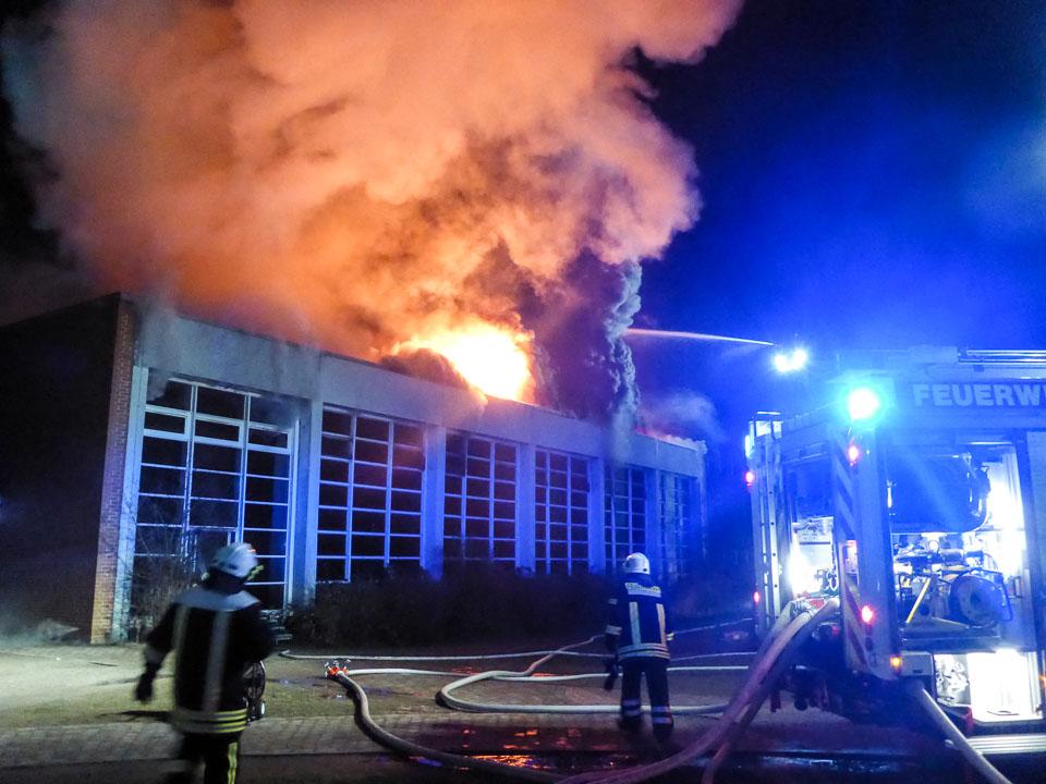 Die Aufgaben einer Feuerwehr