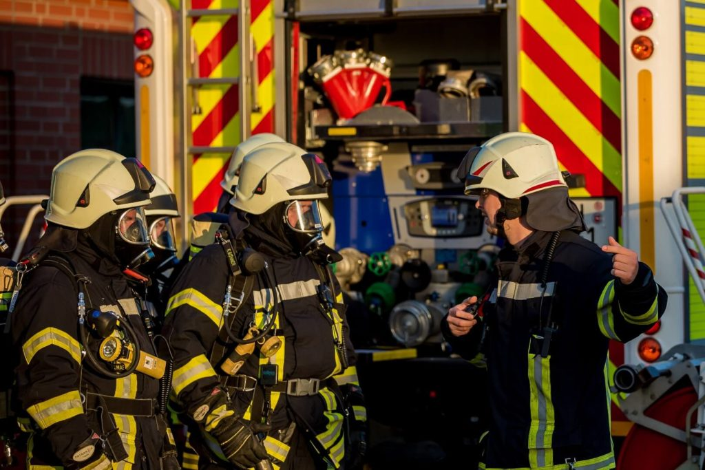 Die Ausbildung der Einsatzkräfte