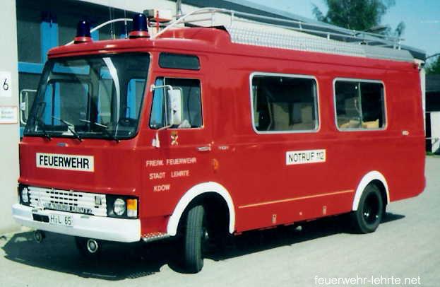 Kommandowagen KdoW