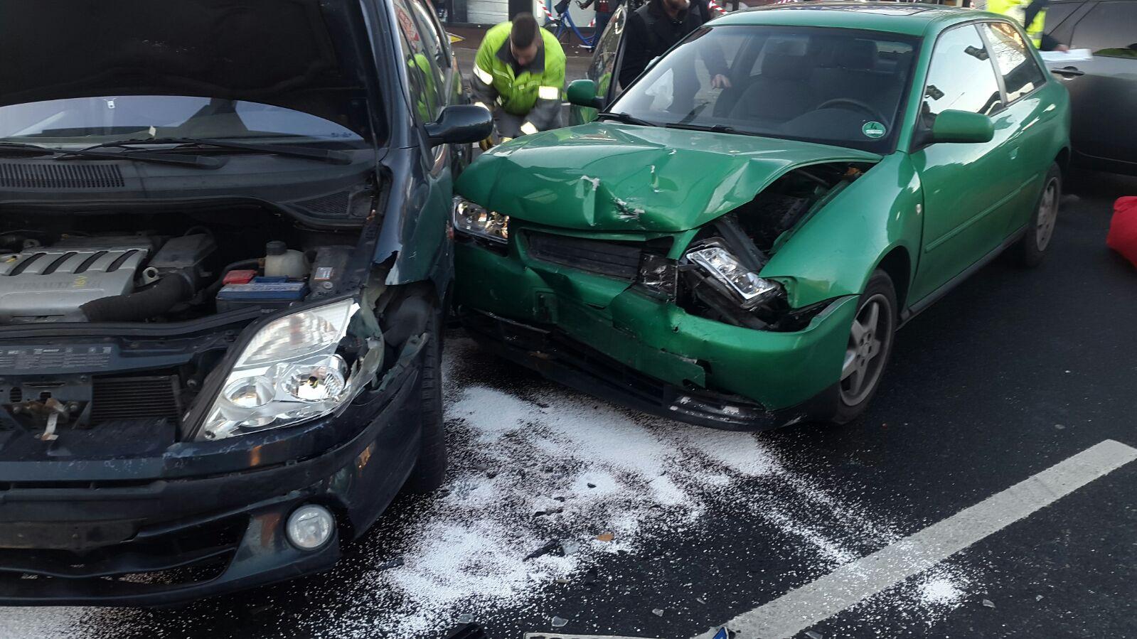 Nr. 198: auslaufenden Betriebsstoffe nach Verkehrsunfall