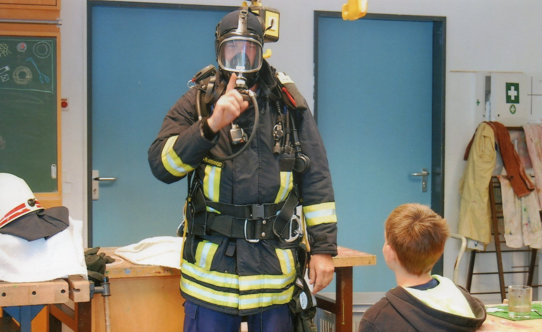 bse in kindertagesstätten  feuerwehr lehrte