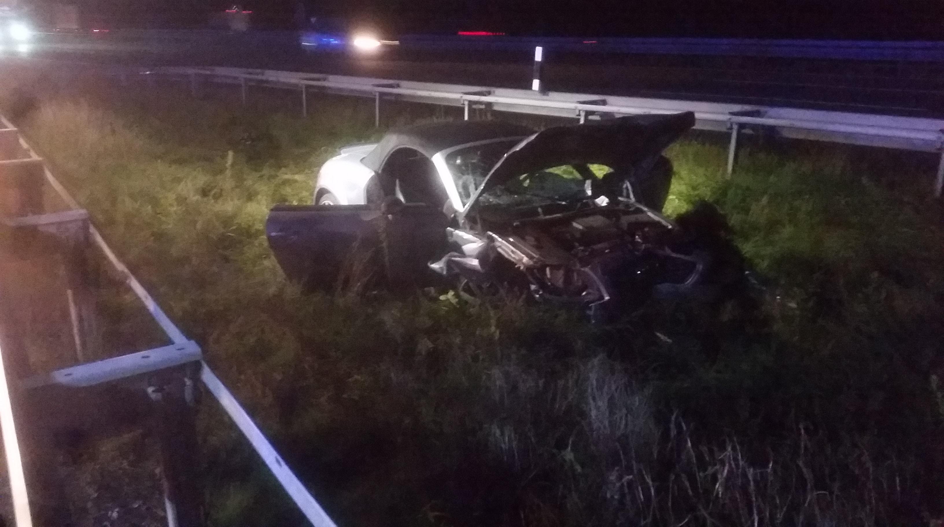 Nr. 239: Verkehrsunfall auf der A2