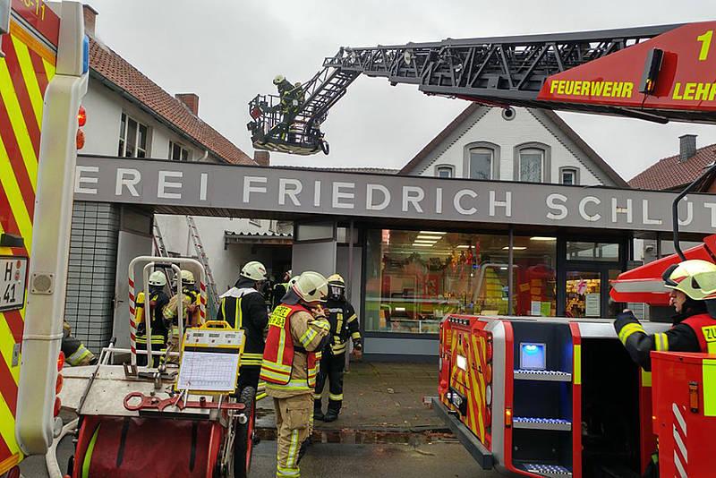 Nr. 251: Feuer im Gebäude