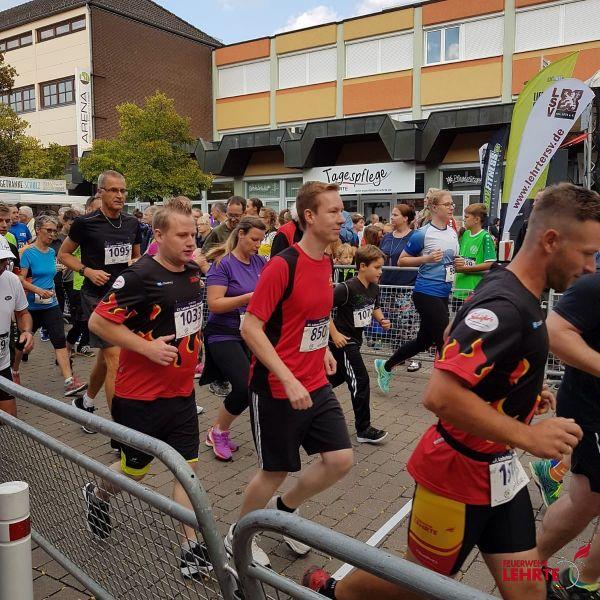 Jugendliche und Aktive rocken den Citylauf
