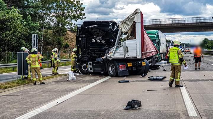 03072019 Verkehrsunfall A7
