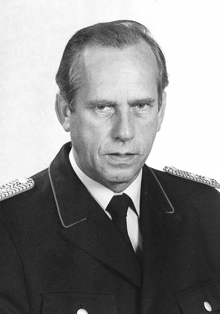 Wir trauern um unseren ehemaligen Ortsbrandmeister Erich Weber