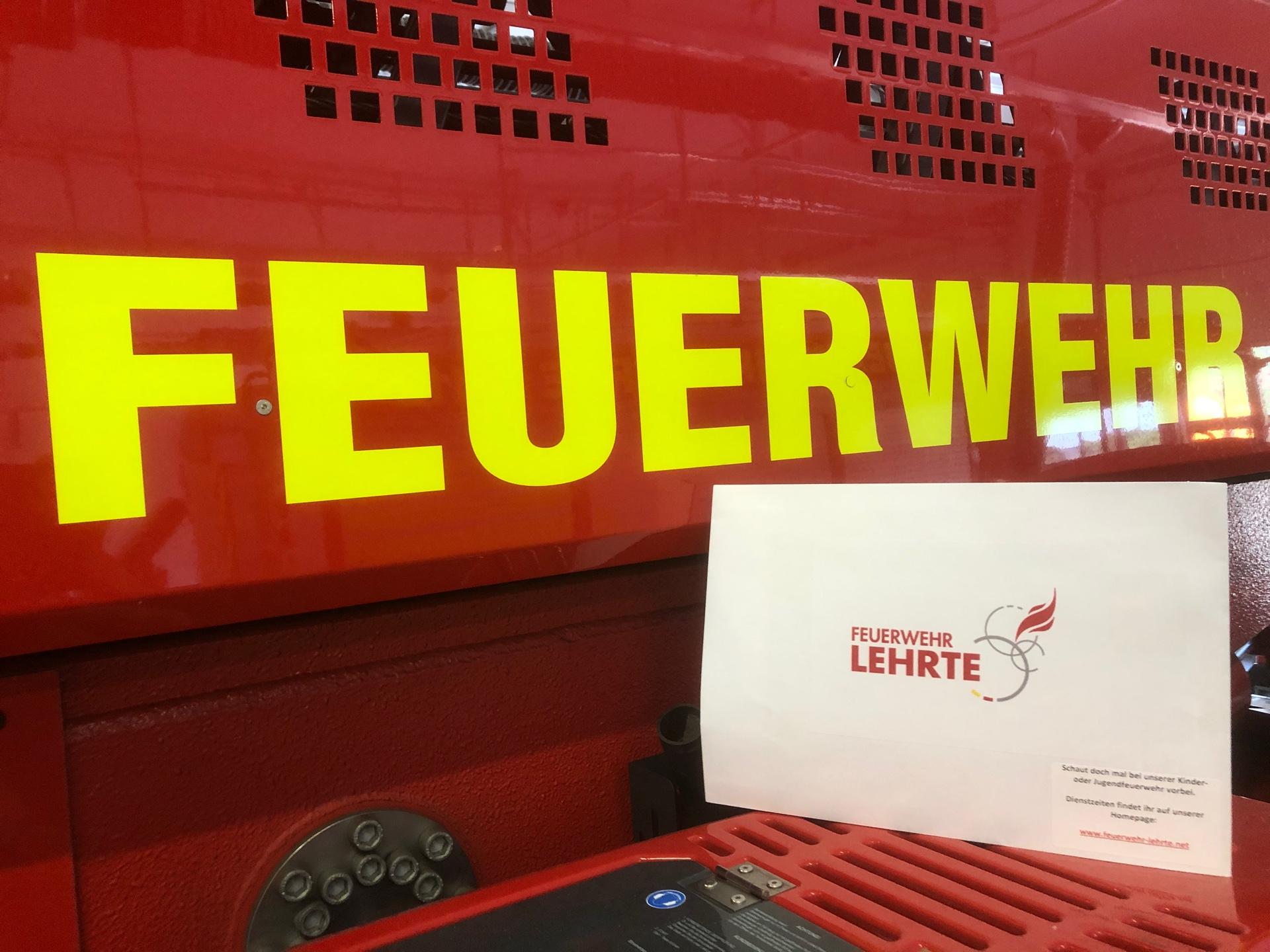 kostenloses Feuerwehr Ausmalbild