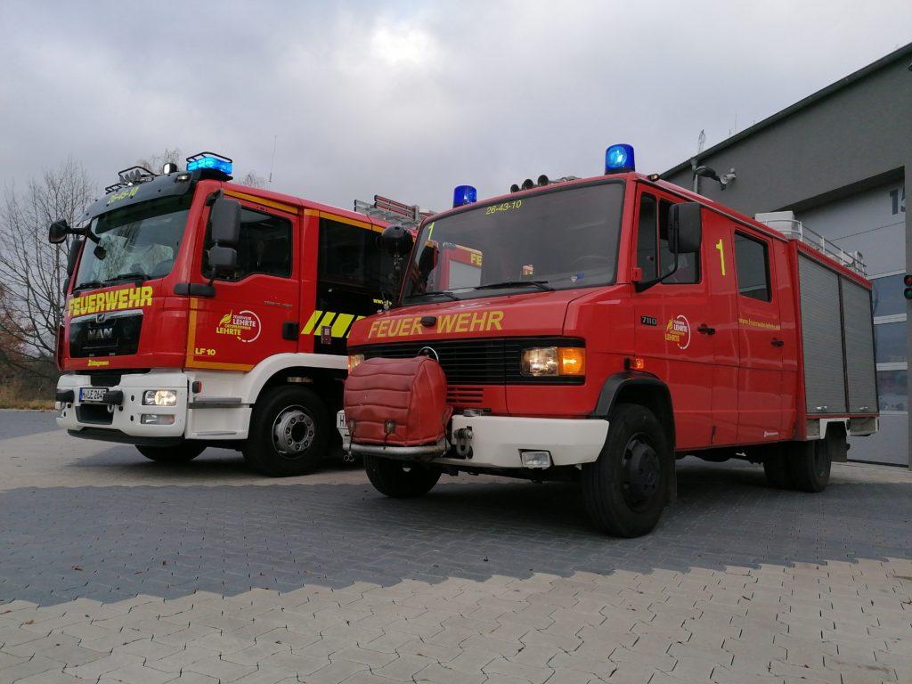 Fahrzeugbeschaffung LF 10