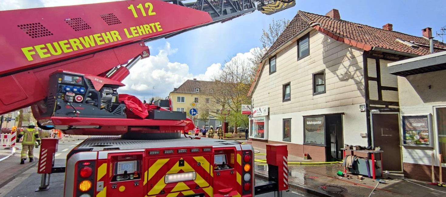 Nr. 046: Brand in einer Schusterwerkstatt betrifft Fachwerkgebäudekomplex