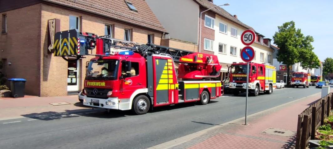 Nr. 088: Ausgelöste Brandmeldeanlage