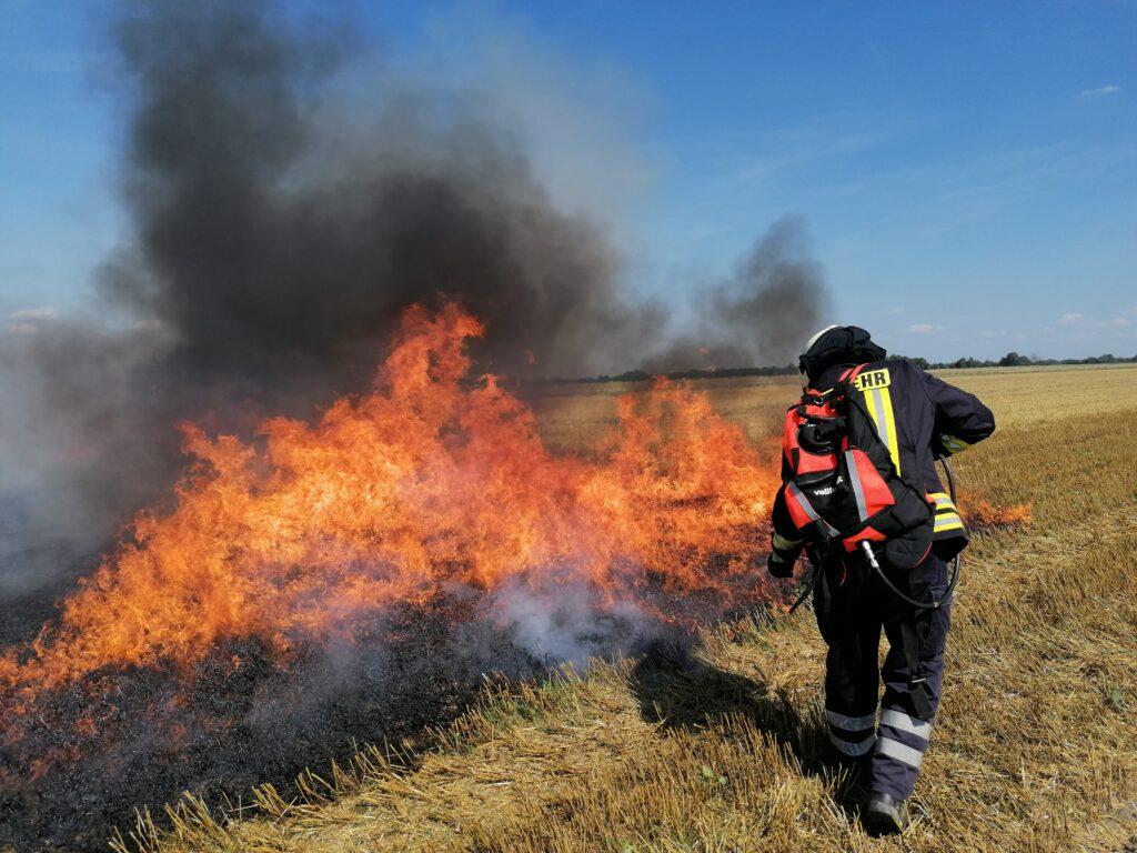 Workshop Vegetationsbrandbekämpfung