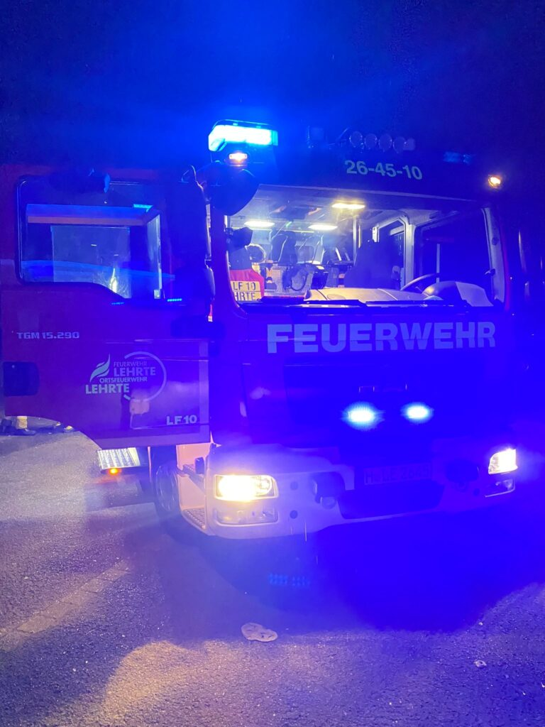 Nr. 152: Containerbrand
